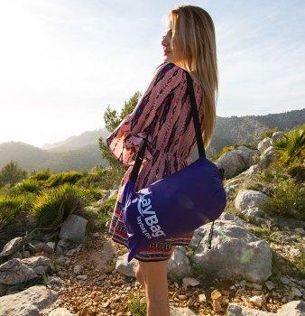 portable air sofa carrier bag