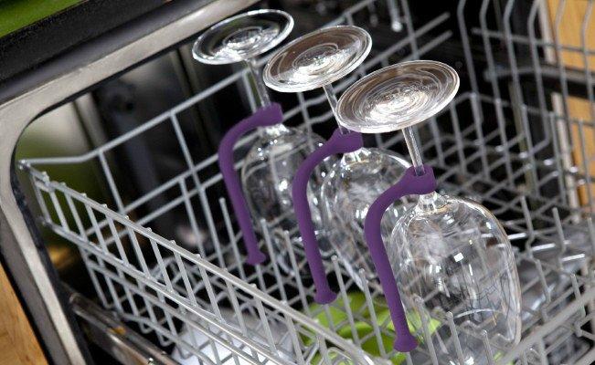 Stemware Saver Wine Glass Stem Saver for Dishwashers