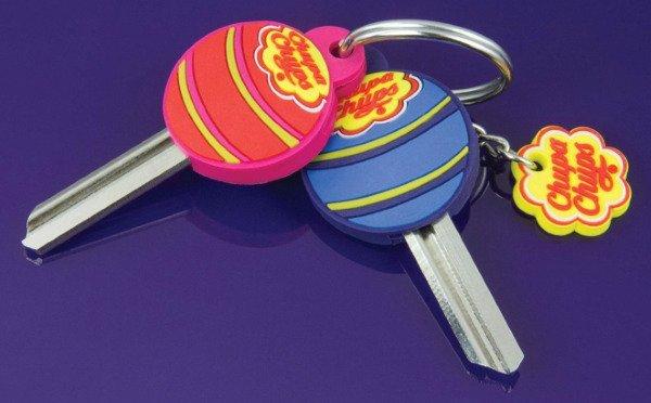 Buy Chupa Chups Scented Key Covers UK