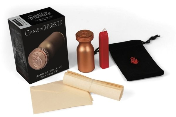 Hand of the King wax seal kit