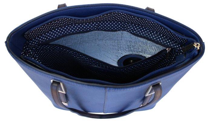 portovino wine handbag hidden compartment