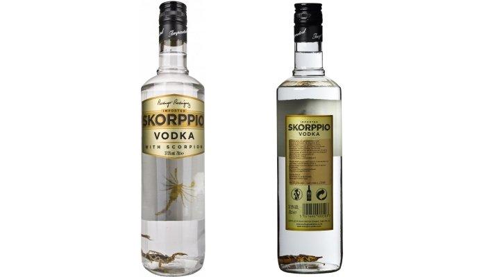 scorpion vodka